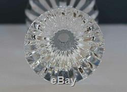 Baccarat Crystal Massena Set of 8 CLARET WINE GLASSES France 6 1/2