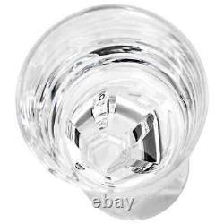 Baccarat Crystal Narcisse Large Wine Glass Set of 2