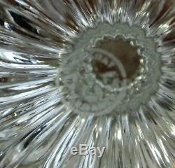 Baccarat Massena Bordeaux Wine Goblets Set Of 8