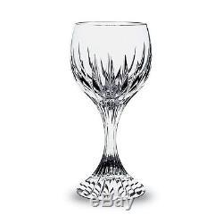 Baccarat Massena Red Wine Goblet, Set of 5