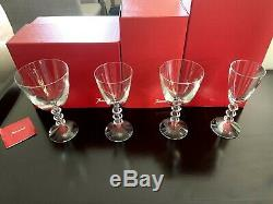 Baccarat Vega 40 or Sets of 8 Martini Wine Water Crystal Glasses Decanter BOXES