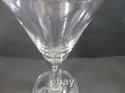 Blenko Colonial Williamsburg Set Of 6 Teardrop Water/wine Glasses 7 3/4