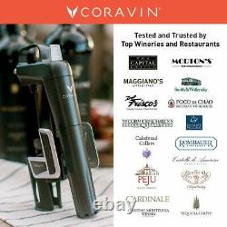Coravin Model Two Plus Pack Wine Preservation System 2 Argon Capsules NEW