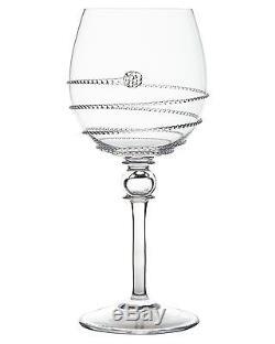 Juliska Amalia Full Body White Wine Glass Set of 4