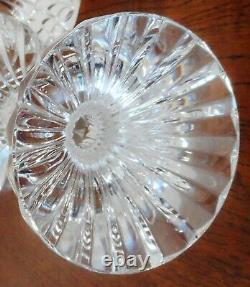 Massena by Baccarat France 7 Tall Wine Glasses Set of 2