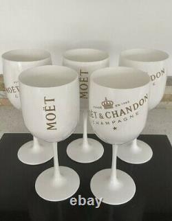 Moet & Chandon Champagne Summer Bbq Ice Bucket & Flutes Set