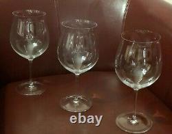 Riedel Sommeliers Burgundy Grand Cru Crystal Glass 400/16 Set of 3