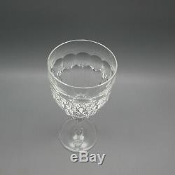 SET OF FOUR Waterford Crystal CURRAGHMORE Red Wine Glasses