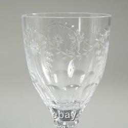 Set Of (4) William Yeoward Crystal Elizabeth Small Wine Glasses, 7