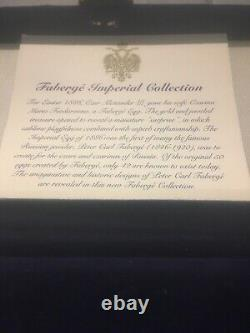 Set Of 6 Faberge Imperial Collection Wine Charms For Glasses