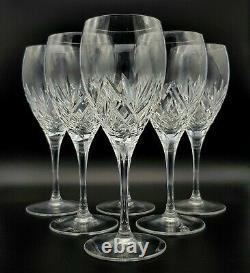 Set Of Six Juliette Wine Glasses By Royal Doulton