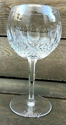 Set of 10 Waterford Crystal Colleen Essence Oversize Balloon Wine Glasses