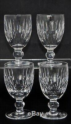 Set of 4 Waterford Crystal MAUREEN White Wine Glasses 12.1cm / 150ml