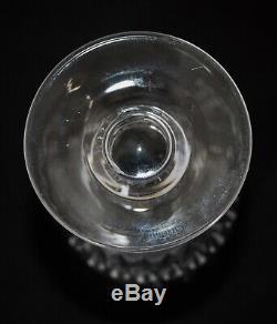 Set of 4 Waterford Crystal MAUREEN White Wine Glasses 12.1cm / 150ml
