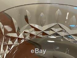 Set of 9 Vintage WATERFORD CRYSTAL Lismore Champagne Wine Sherbet Glasses