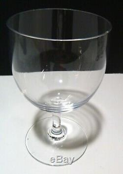 VINTAGE Baccarat PERFECTION (1933-) Set of 6 Wine Glasses 4 3/8 Made France