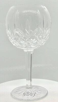 WATERFORD Lismore Balloon Wine Glass Set Of 14