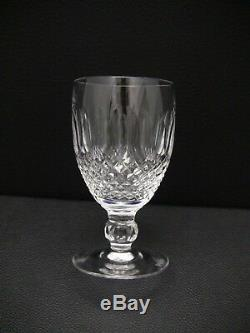 Waterford Crystal COLLEEN Short Stem Claret Wine 4 3/4 / Set of 6