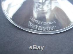 Waterford Crystal Jasper Conran Aura Set of Four Wine Entertaining Glasses BNIB