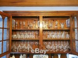 Waterford Lismore White Wine Glass Set 12 Pc, 7 3/8 Tall 4 fl oz